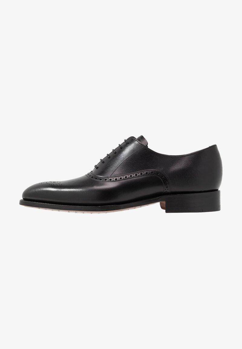 Barker - NEWCHURCH - Smart lace-ups - black