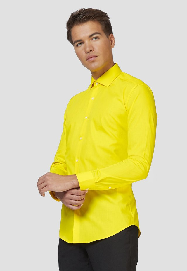 Zakelijk overhemd - yellow