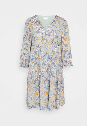 DRESS PRINTED - Robe d'été - sage mint