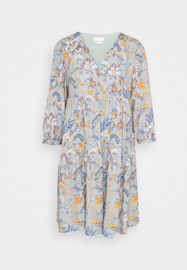 DRESS PRINTED - Vestito estivo - sage mint