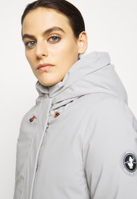 Save the duck - SMEGY - Winter jacket - frost grey - 4