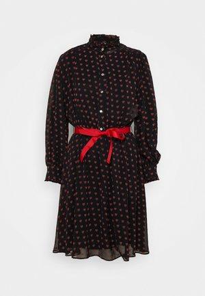 SBARRA - Shirt dress - nero