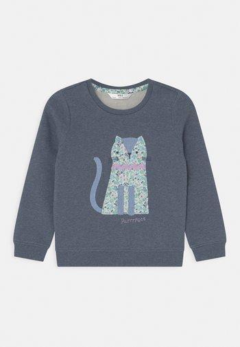 CAT - Mikina - blue