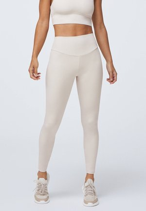 Leggings - beige