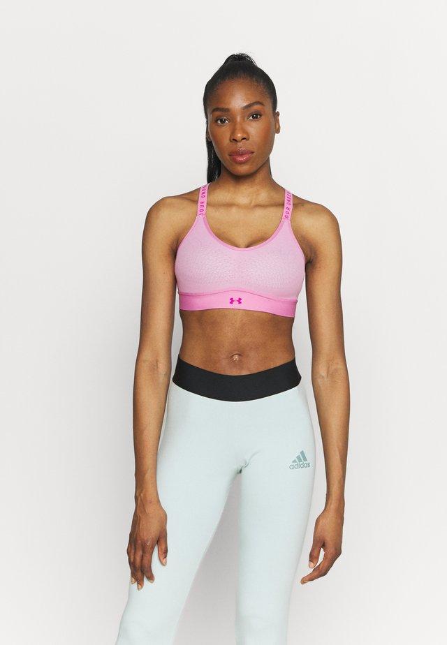 INFINITY MID BRA - Sports-BH-er med medium støtte - planet pink