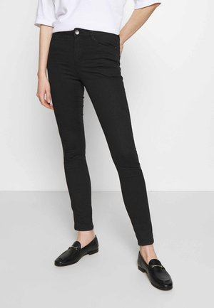 KAVICKY - Slim fit jeans - black deep