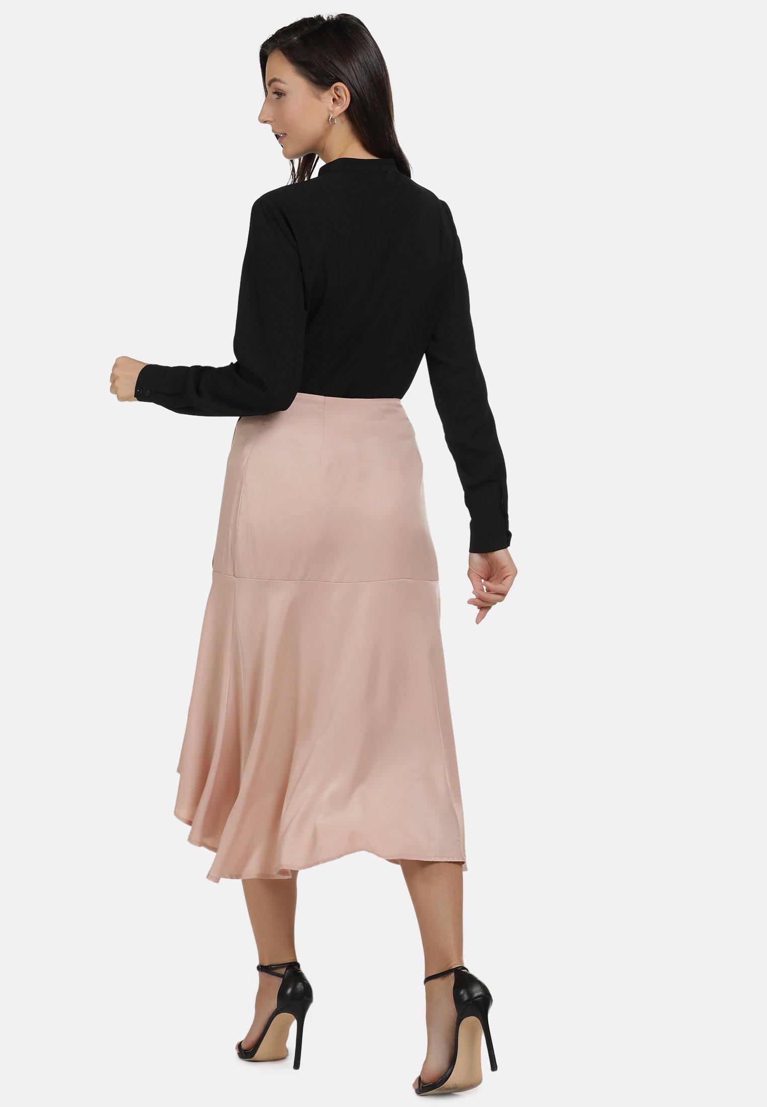 For Cheap Women's Clothing usha VOLANTROCK A-line skirt light pink 0XWHRBqEp