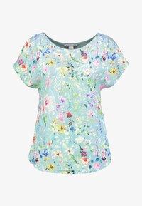 Anna Field - Print T-shirt - goblinblue - 4