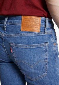 Levi's® - SKINNY TAPER - Jeansy Skinny Fit - blue denim - 3