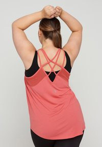 Active by Zizzi - Top - rose of sharon - 1