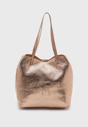 SHOPPER BAG SET - Handbag - sandy beige