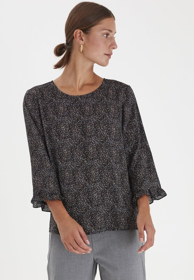 PXBELLA SPECIAL FAIR OFFER - Blouse - black printed