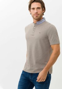 BRAX - STYLE POLLU X - Polo shirt - scotch - 0