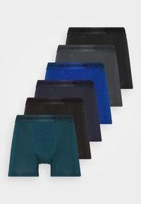 BAMBOO TIGHTS 6 PACK - Pants - mehrfarbig