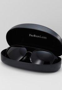 Polo Ralph Lauren - Sunglasses - matte dark gunmet/black - 2