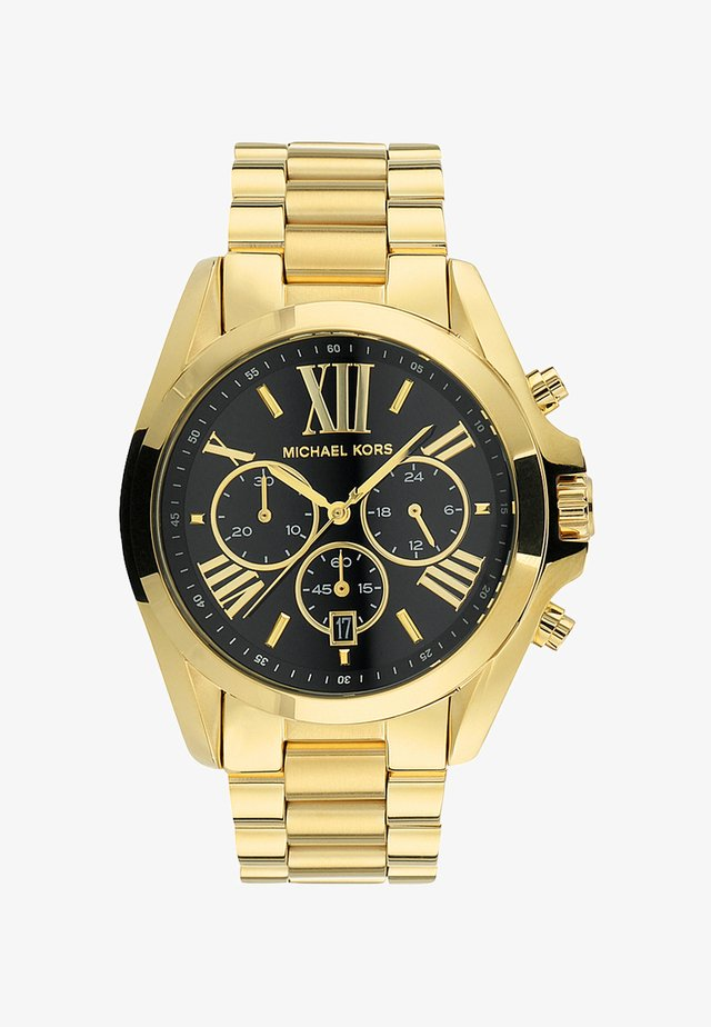BRADSHAW - Uhr - gold-coloured