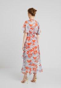 Pedro del Hierro - GATHERED DRESS - Maxi dress - reds - 2