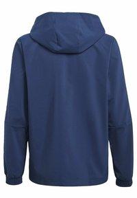 adidas Performance - GIACCA A VENTO TIRO 21 - Sports jacket - blue - 3