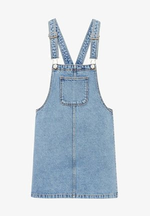 PAULA - Vestito di jeans - bleu clair