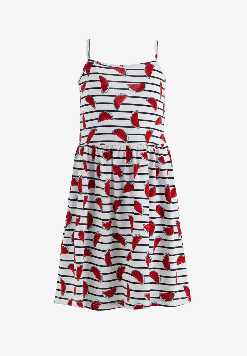 DeFacto - SUMMER - Jersey dress - ecru