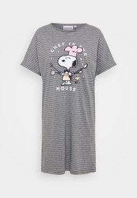 Women Secret - Camicia da notte - grey - 4