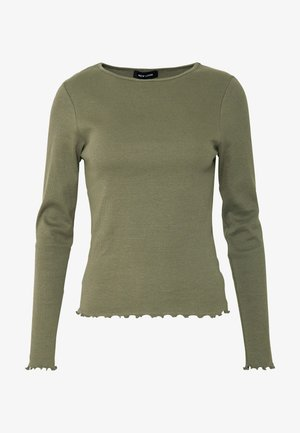 BABYLOCK - Long sleeved top - dark khaki