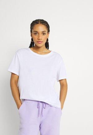 TEE 2 PACK - Basic T-shirt - black/white