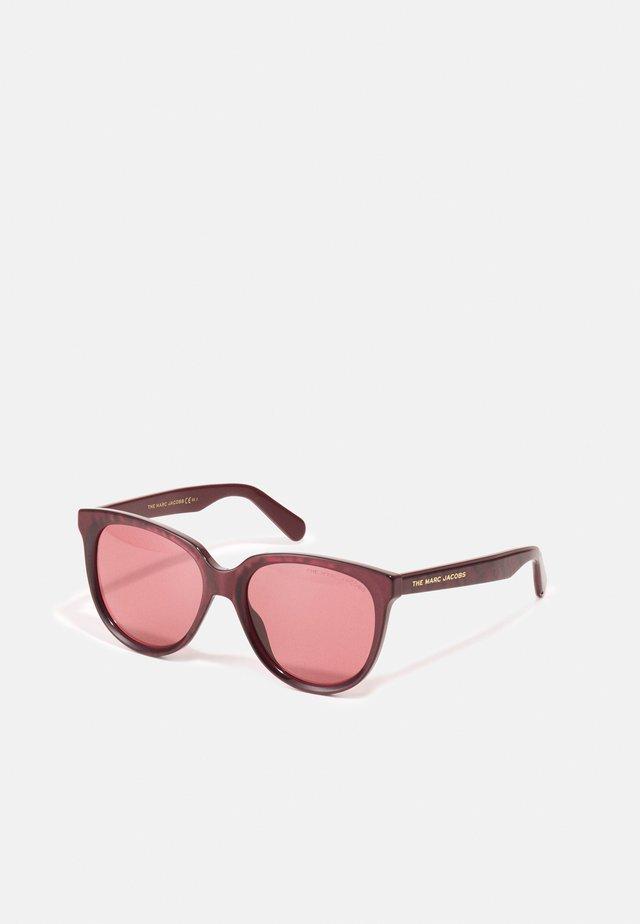 Sonnenbrille - burgund