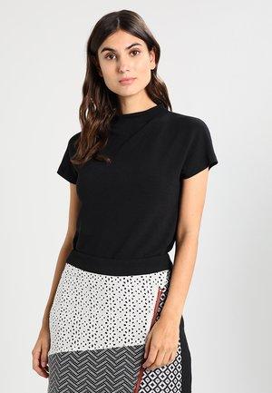 DANDY TEE - Print T-shirt - black