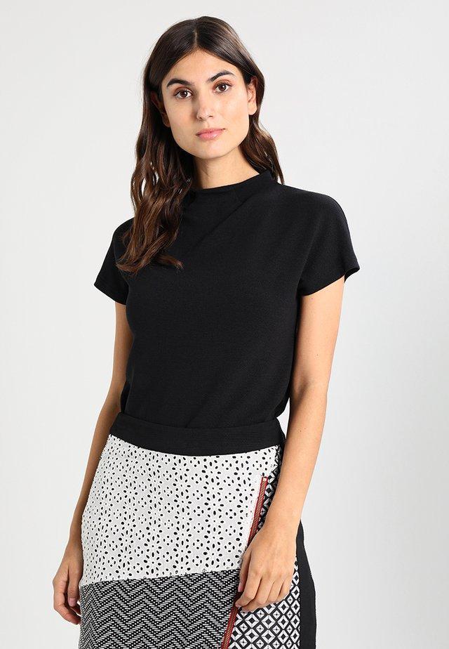 DANDY TEE - T-shirt imprimé - black