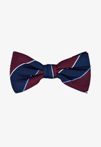 Tommy Hilfiger - STRIPE BOWTIE - Bow tie - red - 1