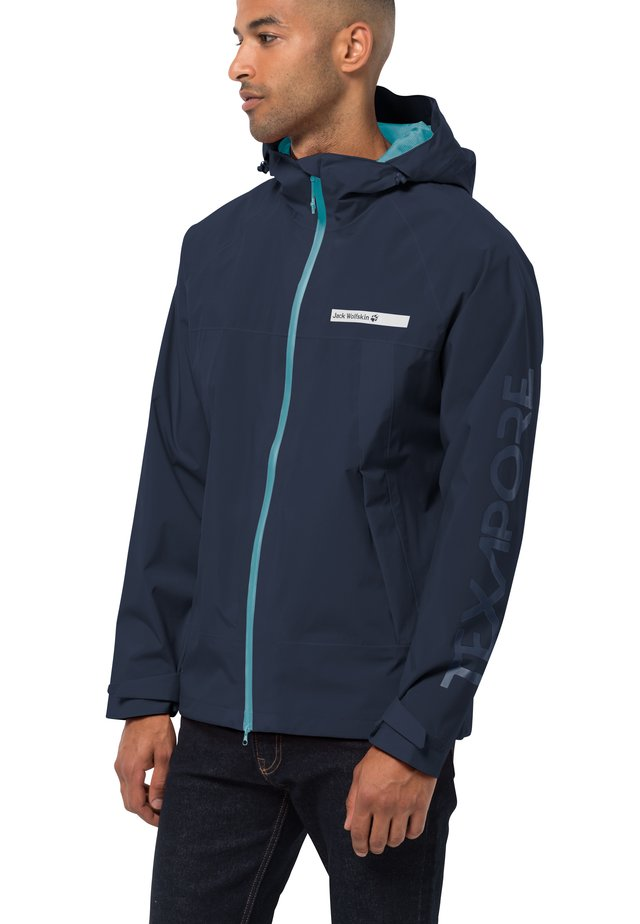 OFFSHORE  - Waterproof jacket - night blue