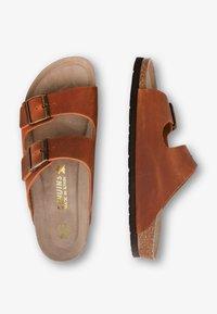Genuins - HAWAII - Sandals - braun - 1