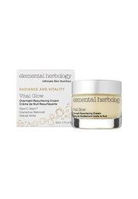 Elemental Herbology - VITAL GLOW OVERNIGHT CREAM 50ML - Night care - neutral - 1