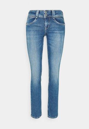 NEW GEN - Slim fit jeans - denim