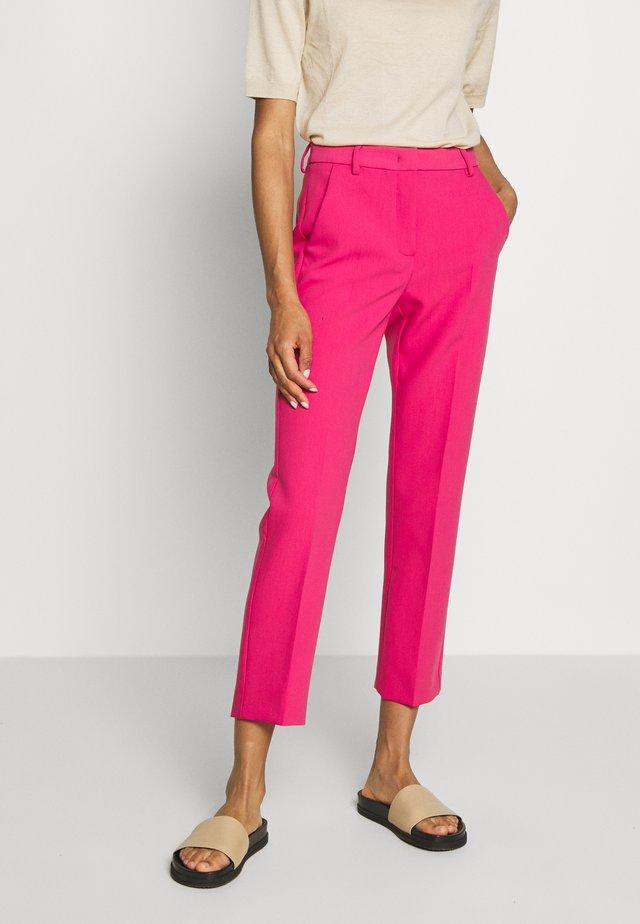 OPACO - Spodnie materiałowe - shocking pink