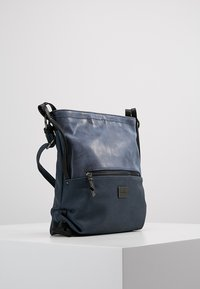 TOM TAILOR - ELIN - Across body bag - blau - 3