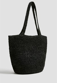 PULL&BEAR - Shopping bag - black - 2