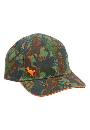 KHAKI DINO CAMO CAP (YOUNGER) - Cap - green