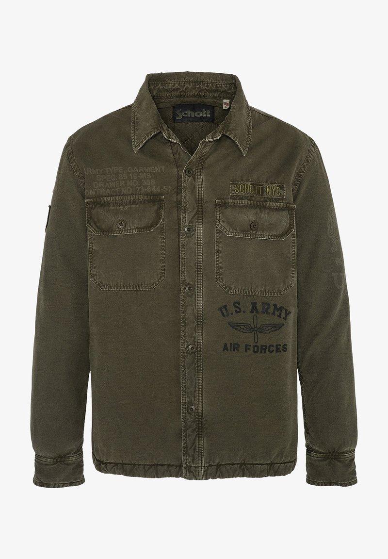 Schott - Light jacket - kaki