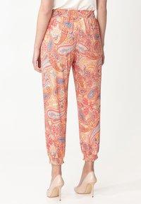Indiska - RADHAA - Trousers - pink - 1