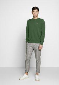 Lacoste - Pullover - vert/marine farine - 1