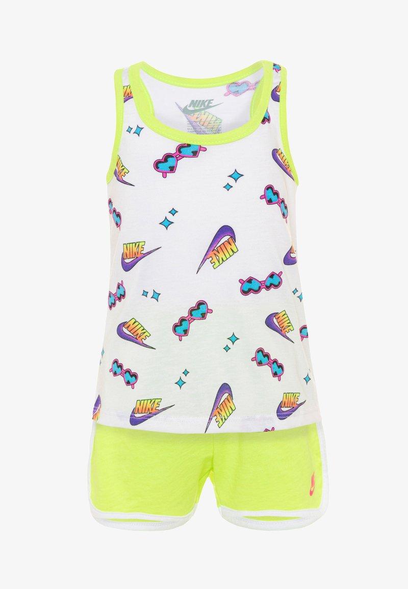 Nike Sportswear - SET - Top - lemon