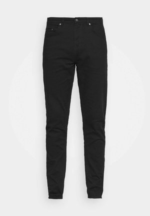 REGULAR - Jean slim - black