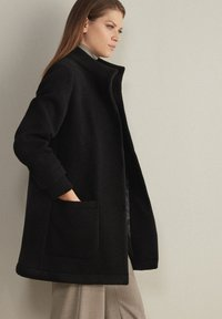 Falconeri - Classic coat - nero - 2