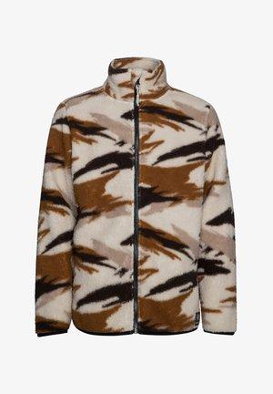 BUBBA JR  - Fleece jacket - seashell