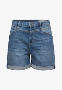 Esprit - Denim shorts - blue medium washed - 9