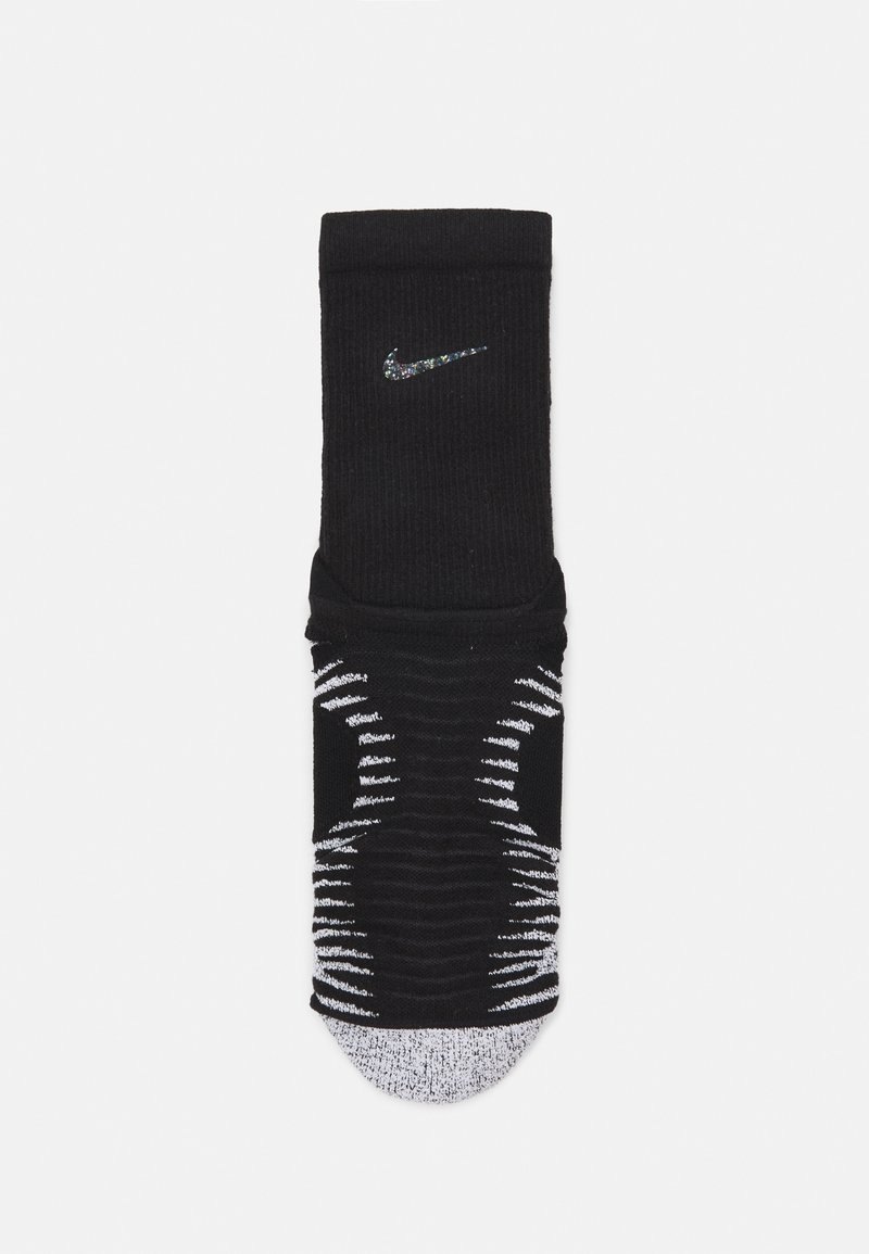Nike Performance - TRAIL RUNNING CREW UNISEX - Sportsokken - black/anthracite/silver