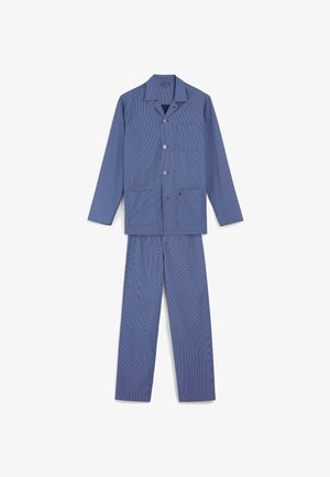 CARLO - Pyjama set - blue