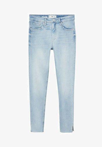 ISA - Skinny džíny - lichtblauw